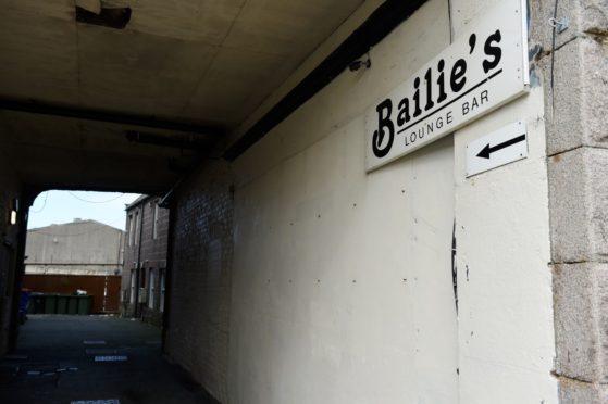 Bailies Lounge Bar