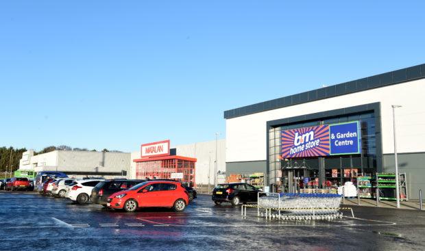 B&M Bargains in Portlethen