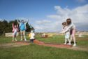 Crazy Golf at Grannie's Heilan' Hame Holiday Park
