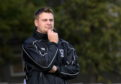 Huntly's manager Martin Skinner.  Picture by KATH FLANNERY