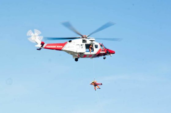 Search launched at Portgordon Harbour for man reported in the water | Press and Journal