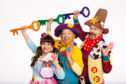 Songs old and new -and plenty of fun - in Funbox's Wild West Show