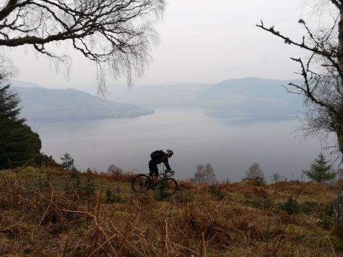 Visit Inverness Loch Ness launch three day challenge event.