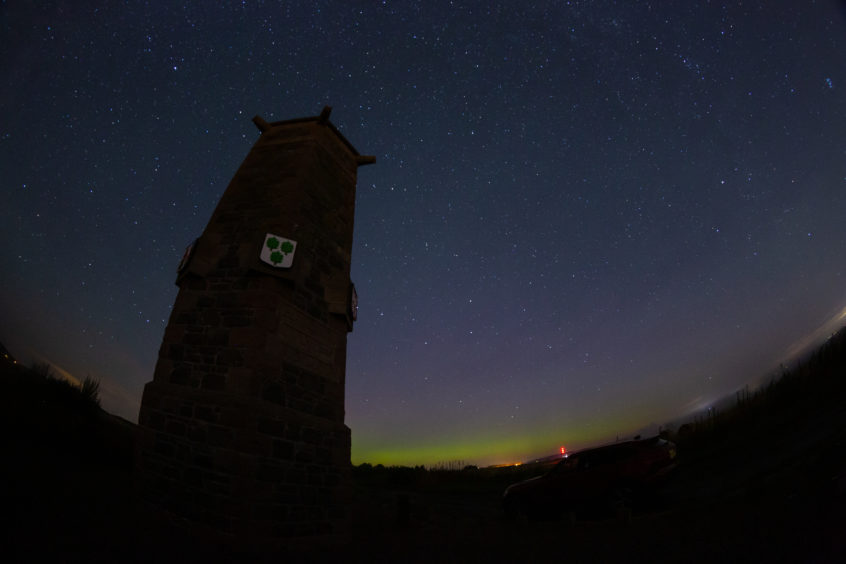 Photographer: Graeme Shinnie Location: Harlaw Monument, Inverurie,  Aberdeenshire Date: Sunday 1 September