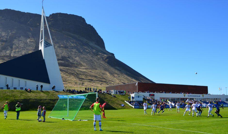 Olafsvik, West Iceland