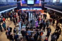 National Whisky Festival staged at the newly refurbished Music Hall in Aberdeen.