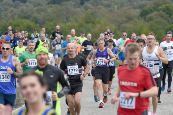 Why Loch Ness Marathon runners should be tapering their training as race day approaches   Press and Journal
