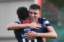 Ferguson heartened by Staggies' attacking competition