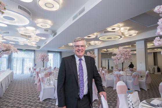 ACSTA chairman Stephen Gow