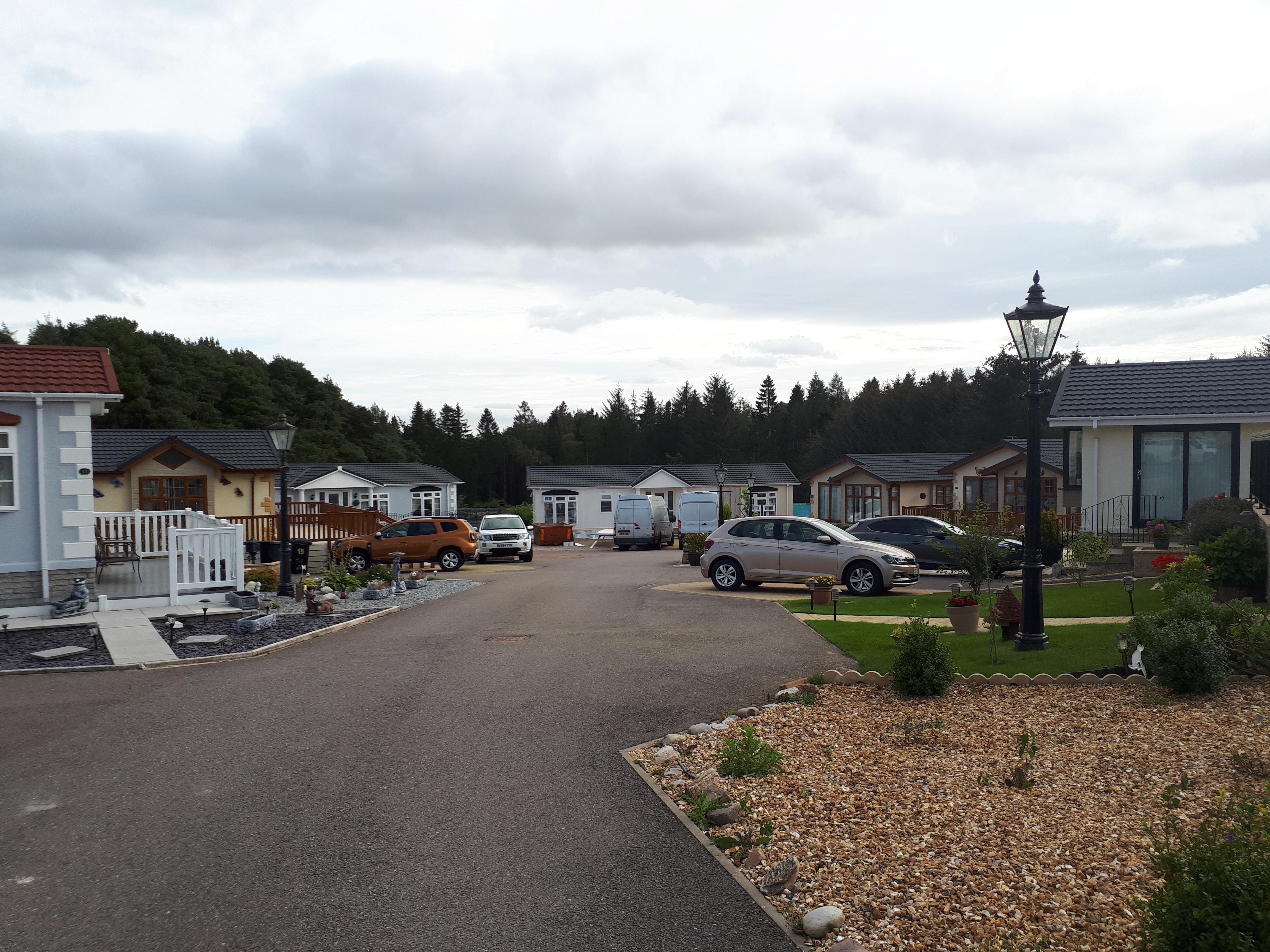 Pensioners who live at Aberdeenshire caravan park face uncertain future