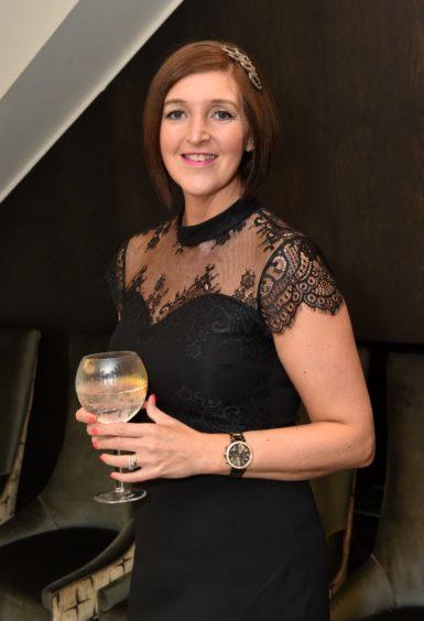 Michelle Allan.  Picture by COLIN RENNIE