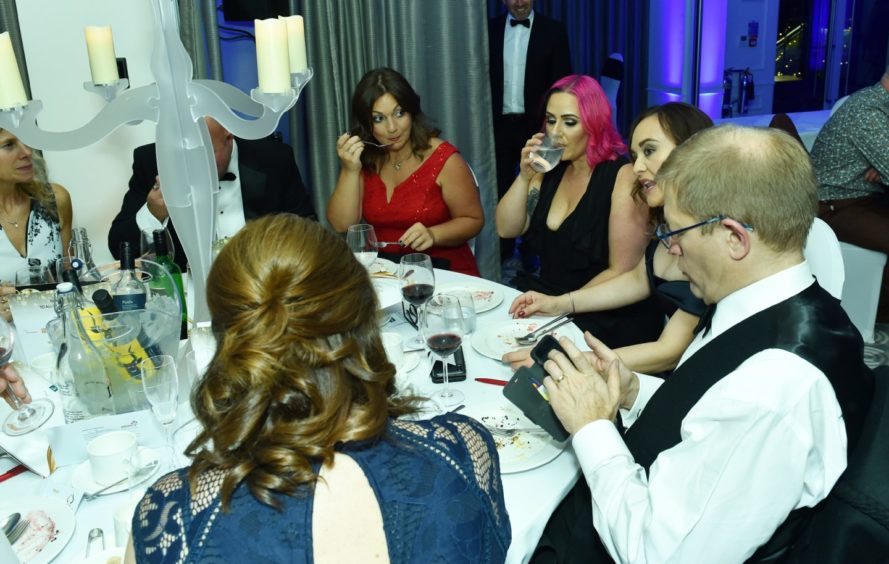The Press and Journal - Energy Voice - Gold Awards, Picture by Colin Rennie