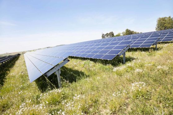 One of Scotland's biggest solar farms to be built in Buchan | Press and Journal
