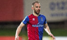 Caley Thistle's Sean Welsh.
