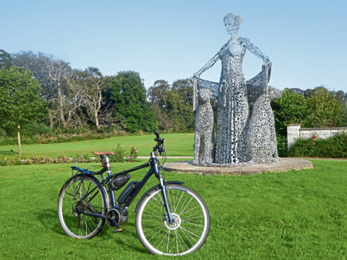 Explore the outdoors: Enjoy some hidden sights with a cycle around Aberdeen | Press and Journal