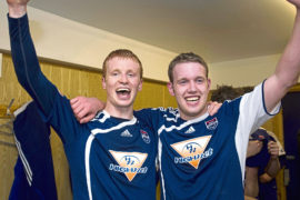 Run to Scottish Cup final catalyst for reaching the top flight, believes Boyd