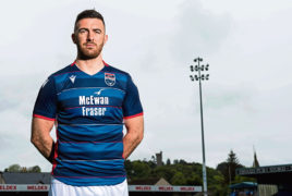 Glimmer of hope for Staggies' Ross Draper as Celtic's Ryan Christie ruled out of Parkhead fixture