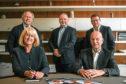 Norman Peterson, director of GCV and Maven Bonds; Bill Kennedy, non-executive director of GCV and director of Maven Bonds; Craig Peterson, director of GCV and Maven Bonds. (Bottom left to right): Suzanne Lupton, non-executive director of GCV and director of Maven Bonds; Simon Lenney, independent chairman of Maven Bonds