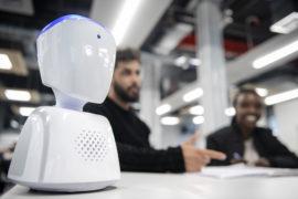 Alvin the robot