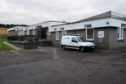 The former Bucksburn Primary School building is to be demolished.