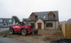 Aberdeenshire Council has ordered the demolition of the house built by Ladysbridge Village Ltd