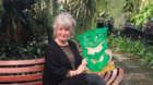 Self-employed artist and designer Marjory Tait