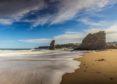 Cullen beach. Picture: Steve Milne.