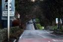Countesswells road in Aberdeen