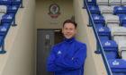 Cove Rangers captain Mitch Megginson.