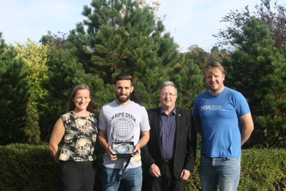UHI award given to former Caley Thistle and Aberdeen captain Graeme Shinnie | Press and Journal