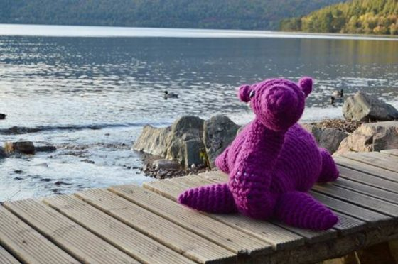 Thousands expected to attend the fourth Loch Ness Knit Fest | Press and Journal