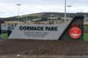 The opening of Aberdeen Football Club's new £12 million training ground Cormack Park at the new Dons Stadium, Kingsford.  Picture by KENNY ELRICK