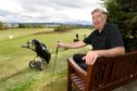 Hamish Milne of the Muir of Ord Golf Club.