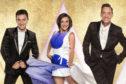 Shirley Ballas, Craig Revel Horwood and Bruno Tonioli.  BBC - Photographer: Ray Burmiston