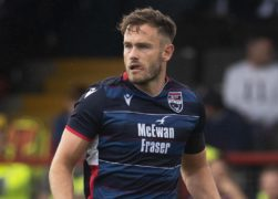 Success with Ross County help Keith Watson banish memories of injury-hit St Johnstone spell