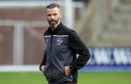 Ross County co manager Stuart Kettlewell