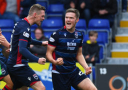 Tempers flare at Dingwall as Staggies hold St Johnstone to a draw