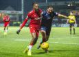 County were beaten 4-0 by Rangers in midweek.