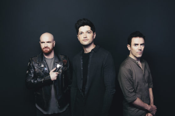 The Script are coming to the P&J Live