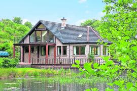 Lochside Lodge, Turriff.