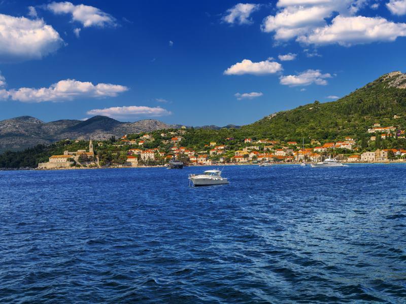 The Elaphiti Islands