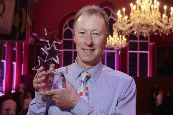 Ron Archer was recognised as the Highland Council's Employee of the Year at their annual Quality Awards.