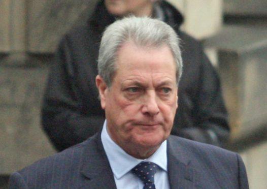 Antony Zanre at Edinburgh High Court.