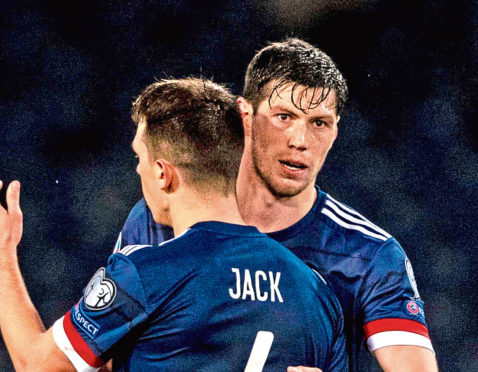 Clarke will keep faith with Aberdeen's McKenna | Press and Journal