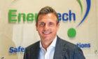 EnerMech chief executive Christian Brown.