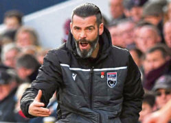 Staggies not freezing out existing players following double swoop, says Kettlewell