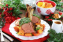 The campaign is encouraging people to have beef, lamb or pork over the festive period.