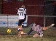 Fraserburgh Scott Barbour scores.