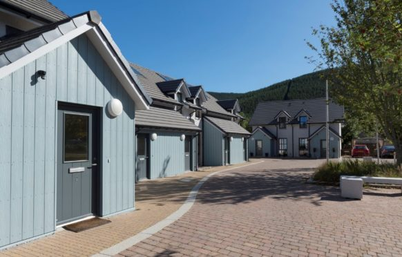 Housing and related support is being reviewed across Aberdeenshire