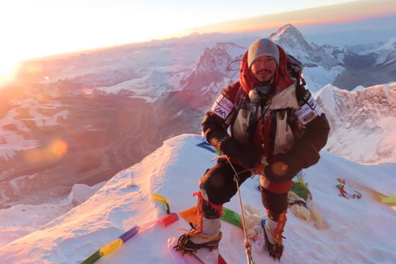 36-year-old Nepalese mountaineer and former Gurkha in the British Special Forces, Nirmal Purja MBE is headlining the festival